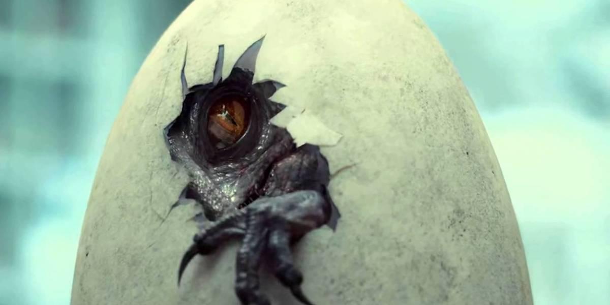 Estos huevos de dinosaurio tienen 130 millones de años de antigüedad