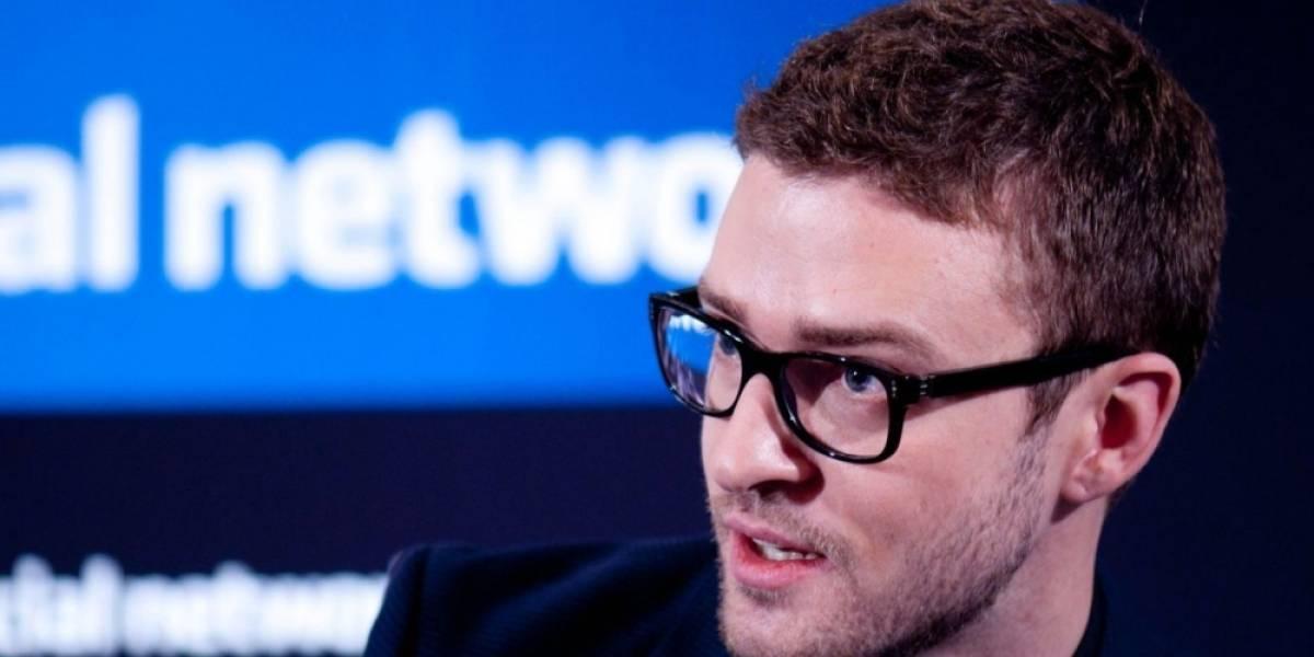 Justin Timberlake pretende devolverle su SexyBack a MySpace