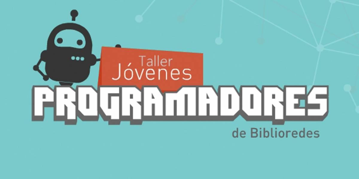 Chile: BiblioRedes lanza taller gratuito para enseñar programación a escolares