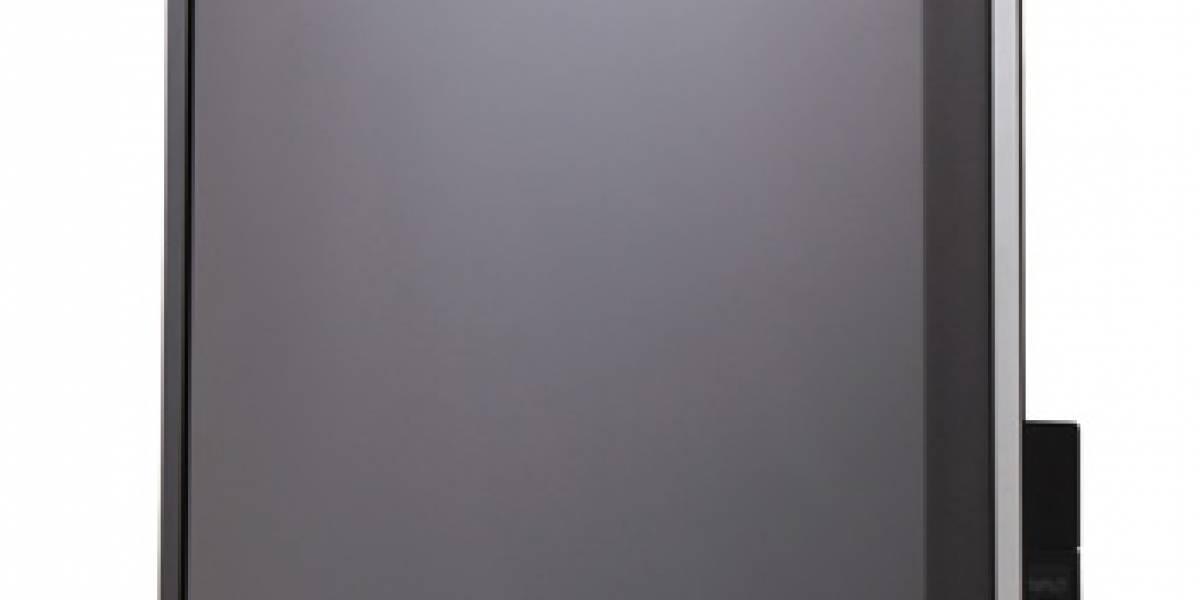 JVC pone a la venta el LCD más delgado del mundo