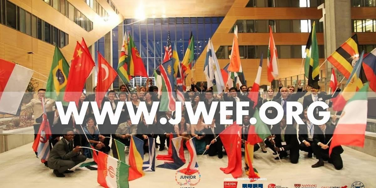 Este 27 y 28 de septiembre es el Junior World Entrepreneurship Forum en Santiago