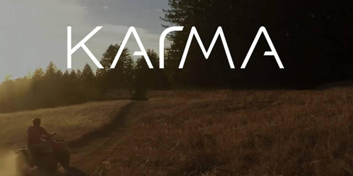 El dron de GoPro se llama Karma