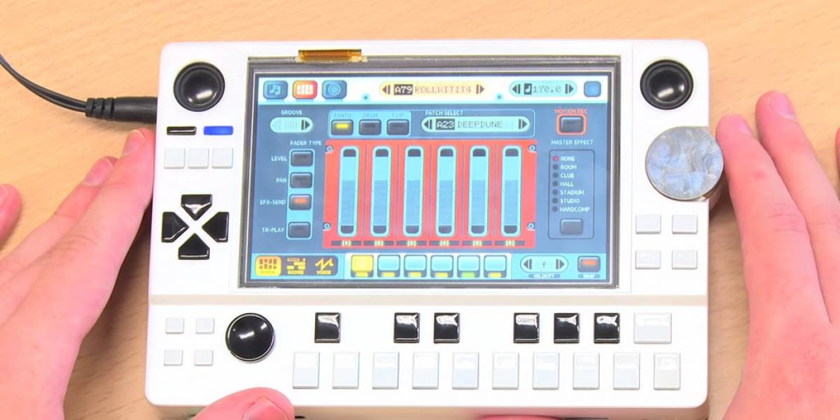 KDJ-One, un estudio musical portátil