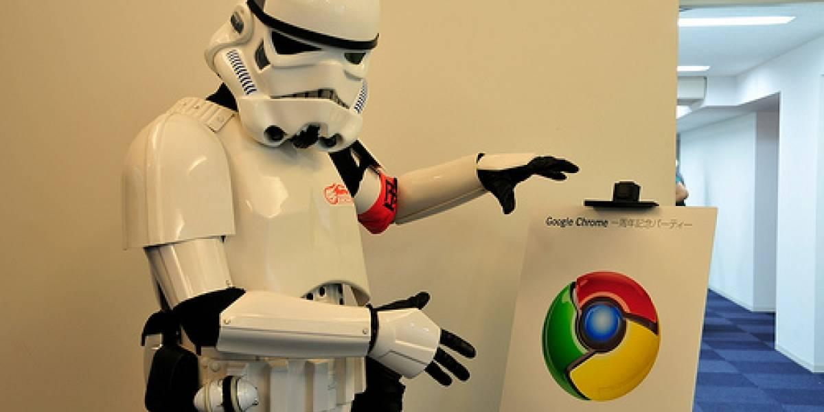 Google retira extensión de Chrome que podría irritar a Facebook