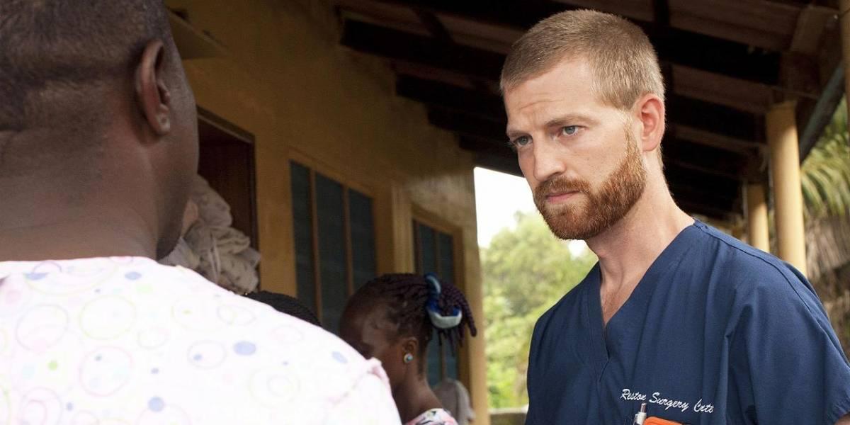 Médico de EE.UU. tratado con suero experimental se recupera del ébola