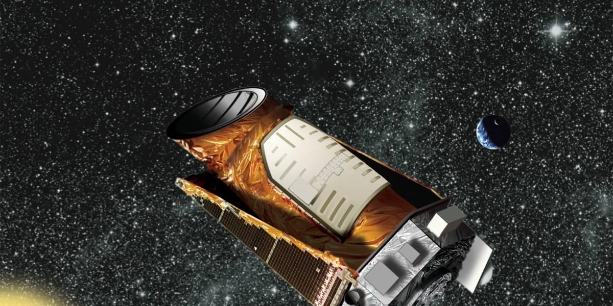 NASA confirma que no reparará el telescopio espacial Kepler