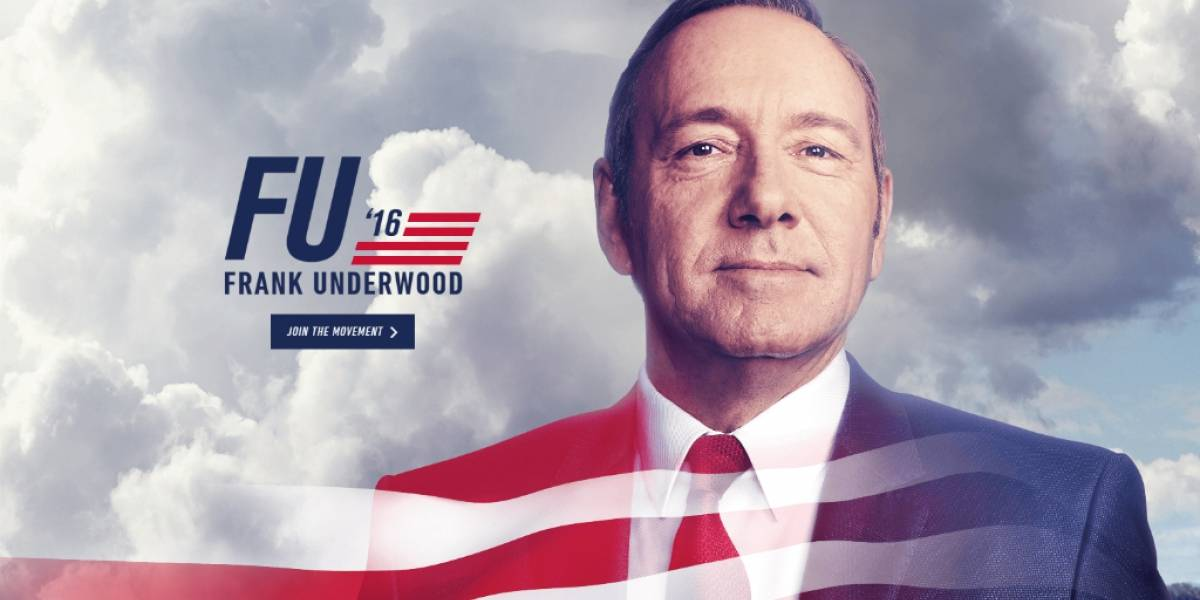 House of Cards Temporada 4: Underwood vs. Underwood
