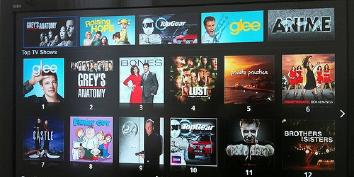 Apple TV ya tiene un millón de usuarios