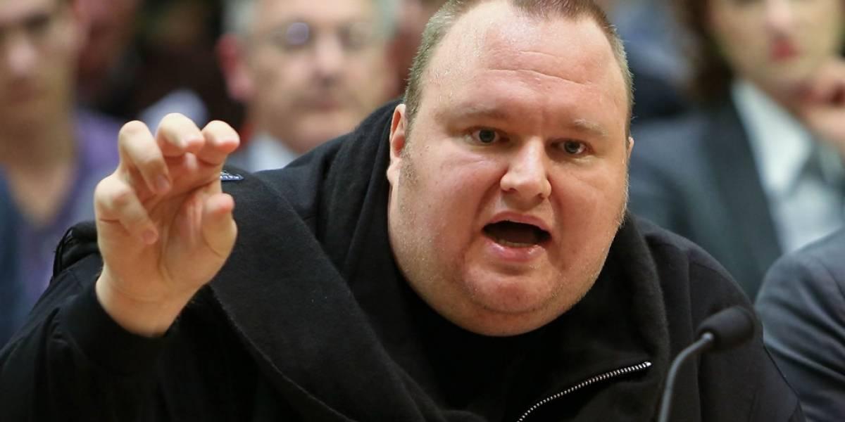 Comenzó el juicio de extradición de Kim Dotcom en Nueva Zelanda