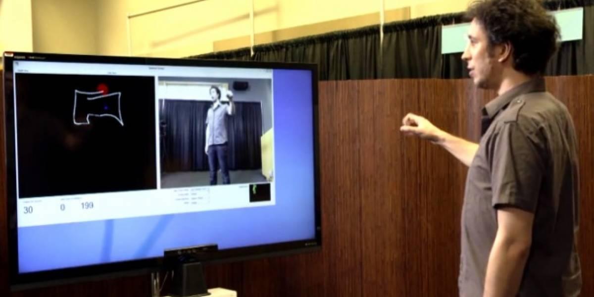 Microsoft estudia gestos vía Kinect para usar con pantallas gigantes
