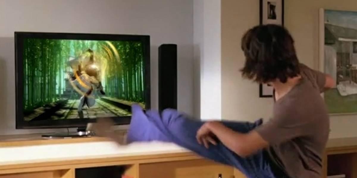 Kinect vendió 2,5 millones de unidades en su primer mes