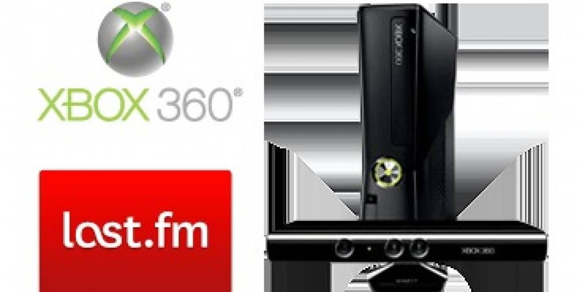 Ahora puedes controlar Last.fm con Kinect