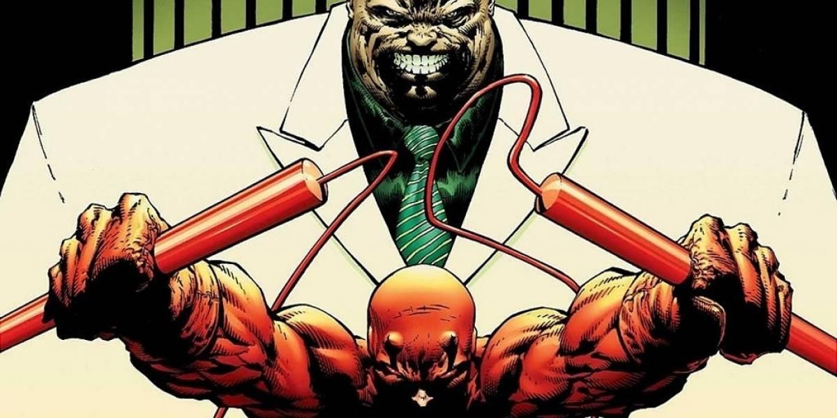 Conoce las primeras imágenes de Kingpin en Daredevil de Netflix