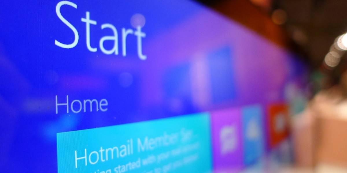 Windows 8.1 ya fue enviado a los fabricantes de computadoras