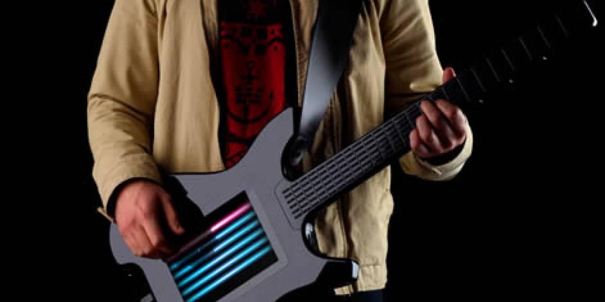 No más horas con el afinador: Kitara lleva las guitarras al mundo touch
