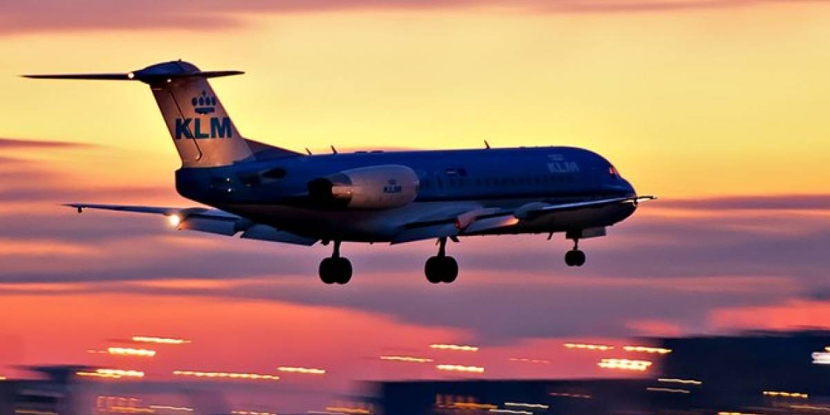 KLM utilizará aceite de cocinar como combustible en su ruta New York - Ámsterdam