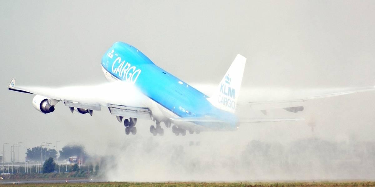 Los campos arados de Amsterdam que reducen el ruido de su aeropuerto