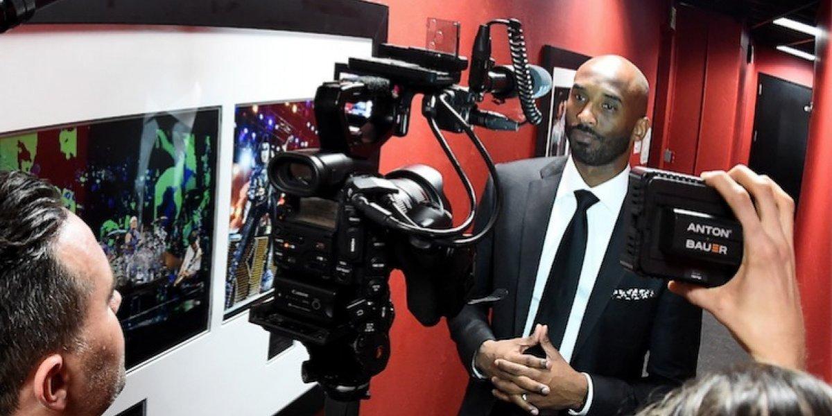 VIDEO. Kobe Bryant pasó de la NBA a ser nominado a su primer Oscar