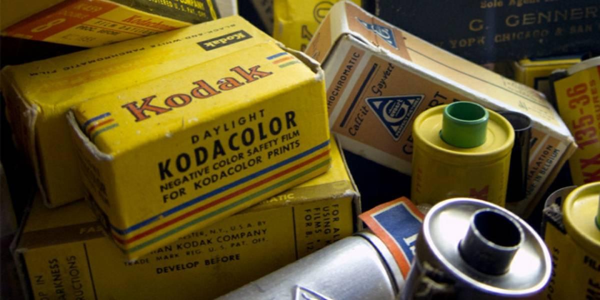 Apple y Microsoft se asocian y hacen fila para rematar las patentes de Kodak