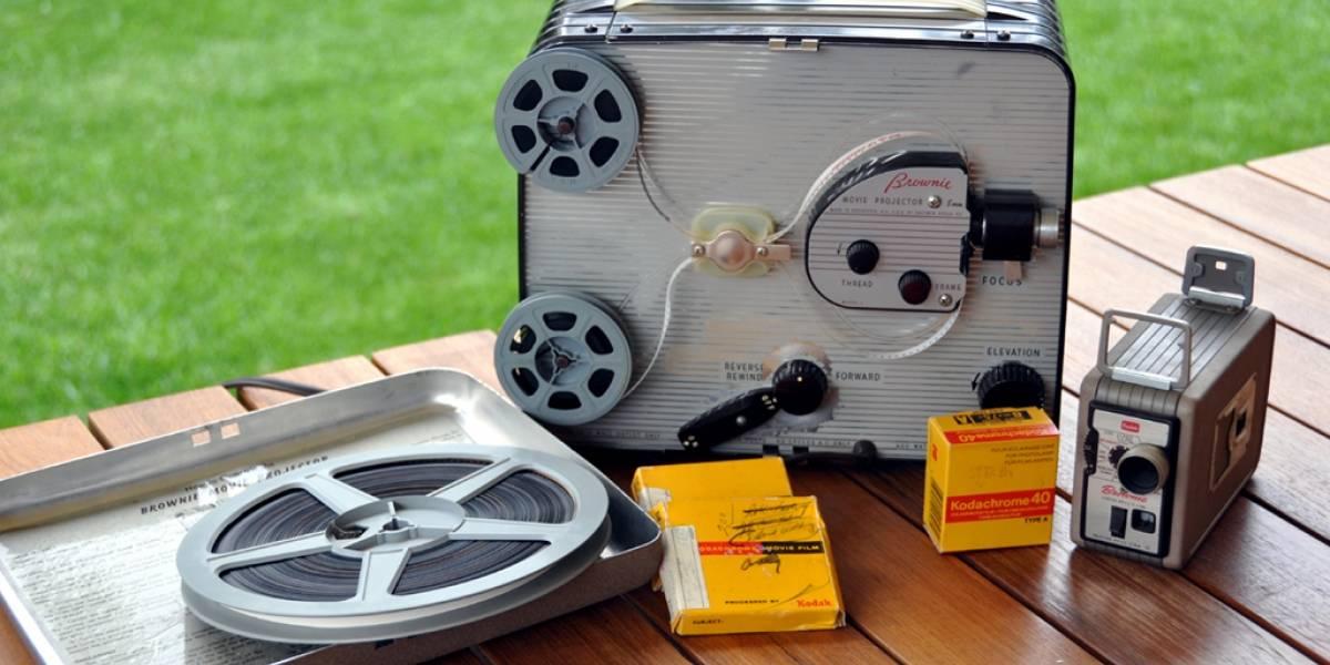 Hollywood se une a Kodak para mantener vivo el rollo de películas
