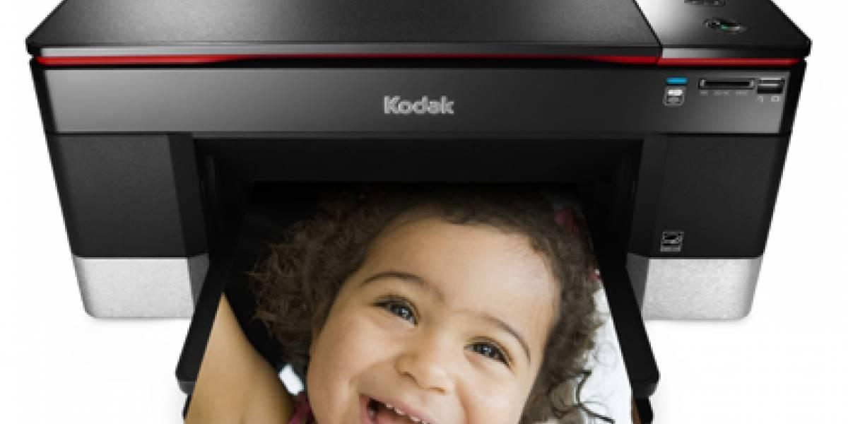 Hero 5.1: La impresora de Kodak que imprime desde la nube de Google