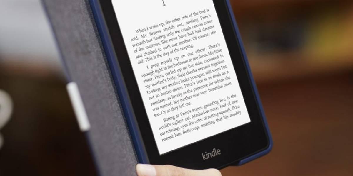 Amazon revela cómo será el sucesor del Kindle Paperwhite