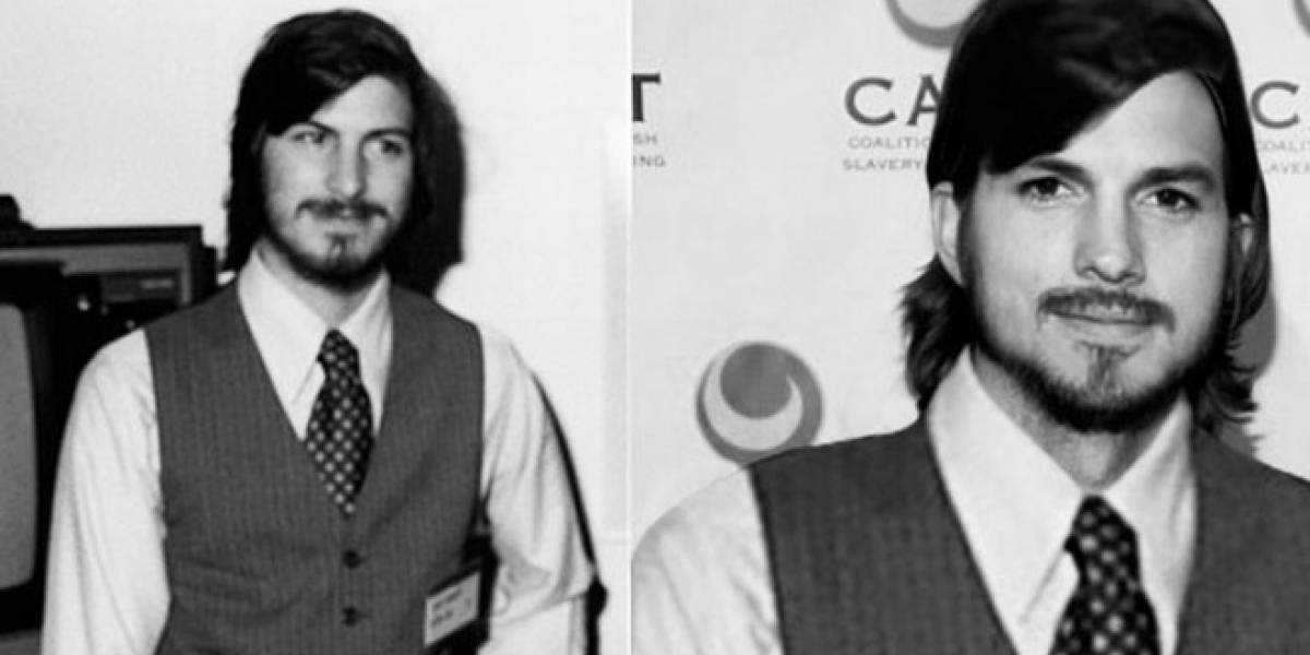 La película de Steve Jobs con Ashton Kutcher se estrenará a finales de año