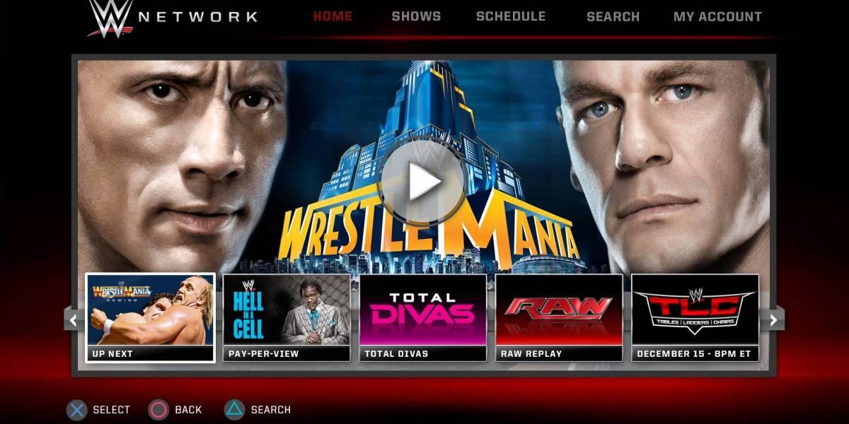 WWE lanza servicio de suscripción vía Internet por USD$9,99 al mes