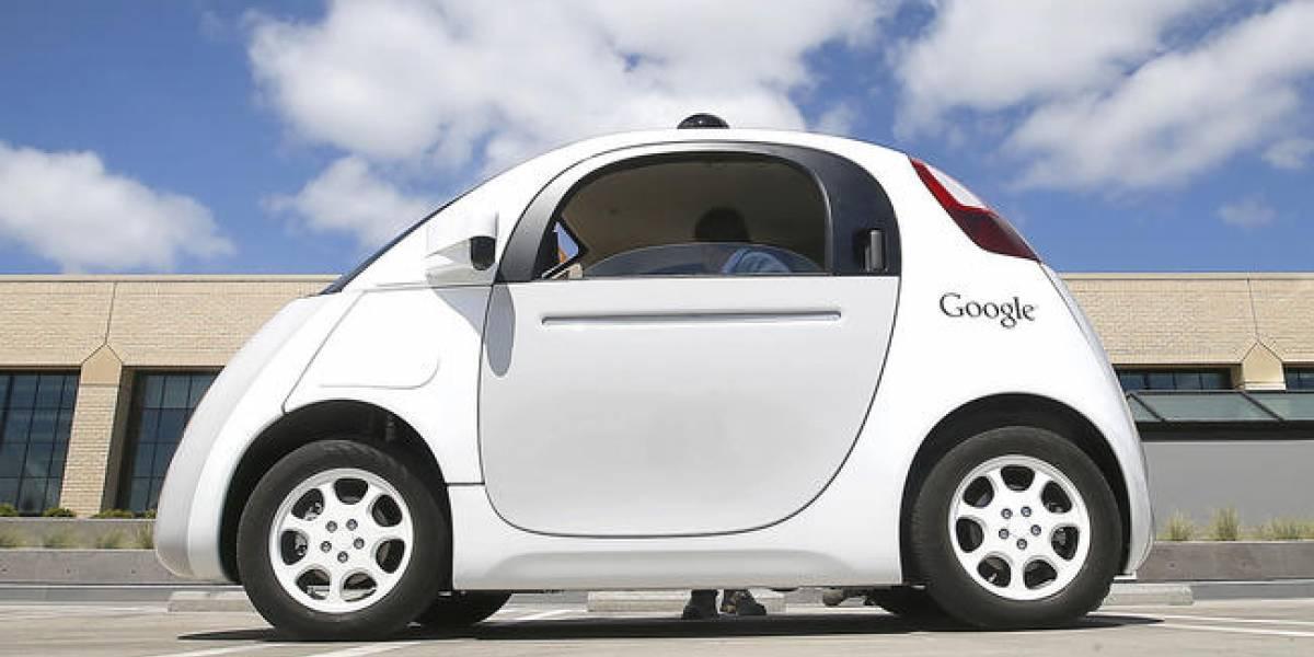 Google acepta la culpa del coche autónomo que chocó