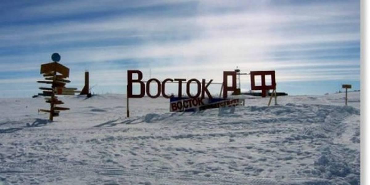 Científicos aseguran que encontraron un nuevo tipo de bacteria en el lago Vostok