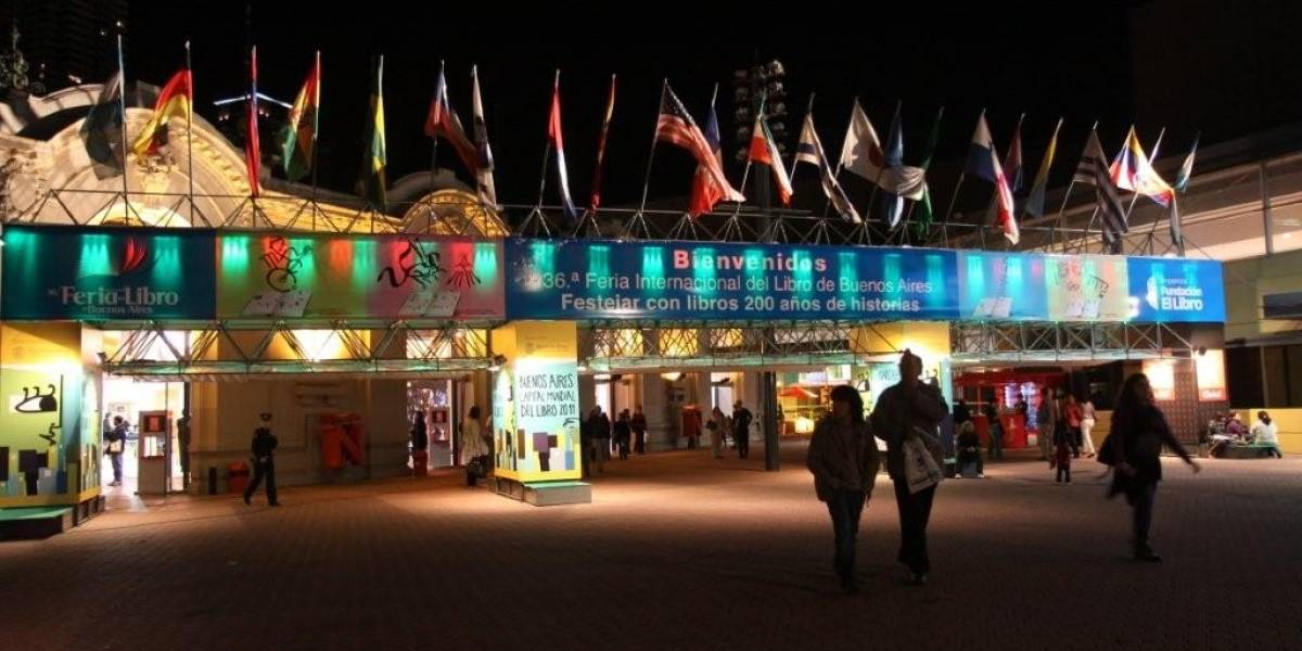 Argentina: La Feria del Libro lanza un concurso de microficción en Twitter