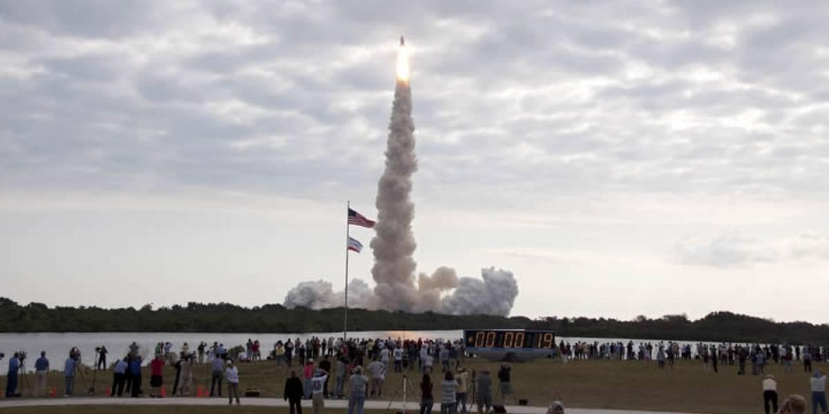 Video: El Endeavour finalmente inició su última aventura espacial