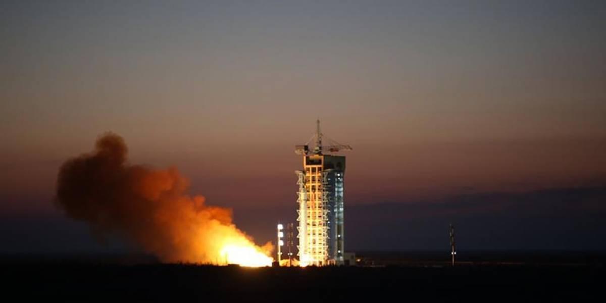 China lanza telescopio espacial para buscar materia oscura