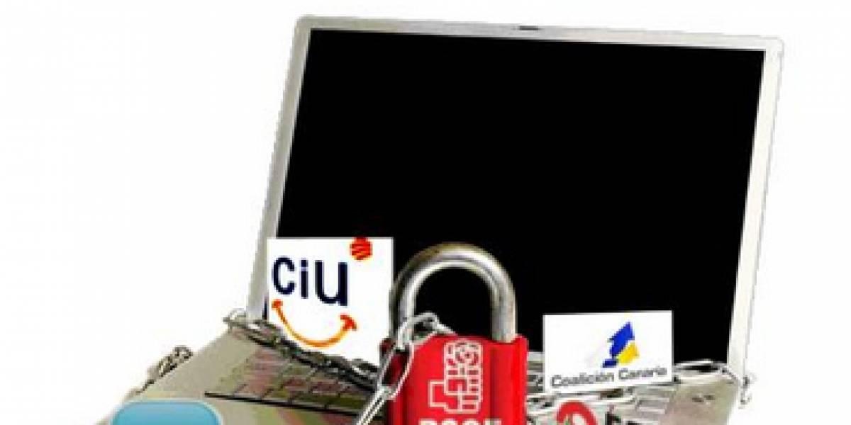 España: Lanzan campaña de envío masivo de correos a diputados contra la Ley Antidescargas