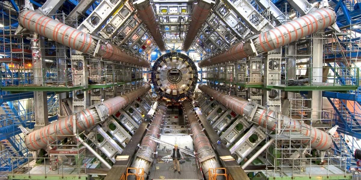 El Gran Colisionador de Hadrones ya está funcionando