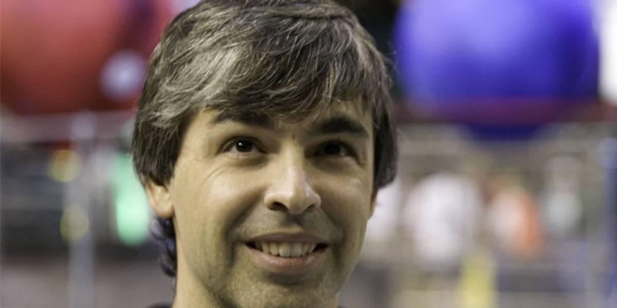 Larry Page enfrenta difícil jornada en el juicio con Oracle