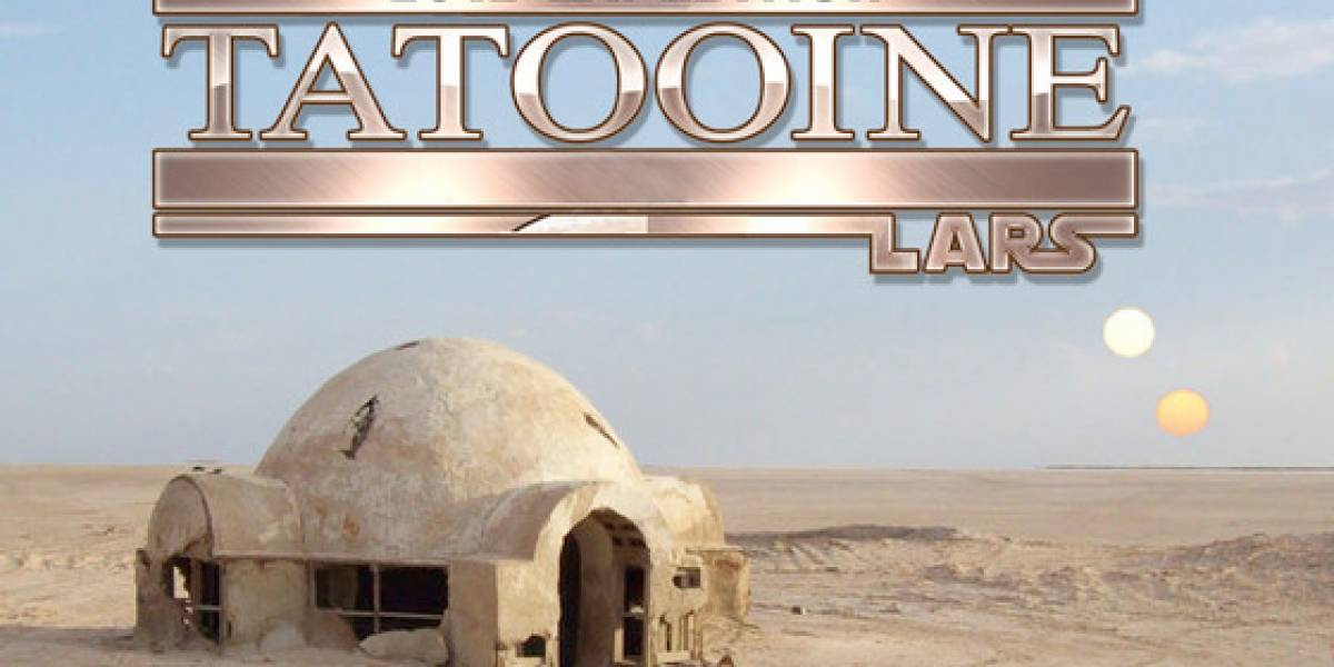 Fanboys de Star Wars crean proyecto para preservar la granja Lars en Túnez