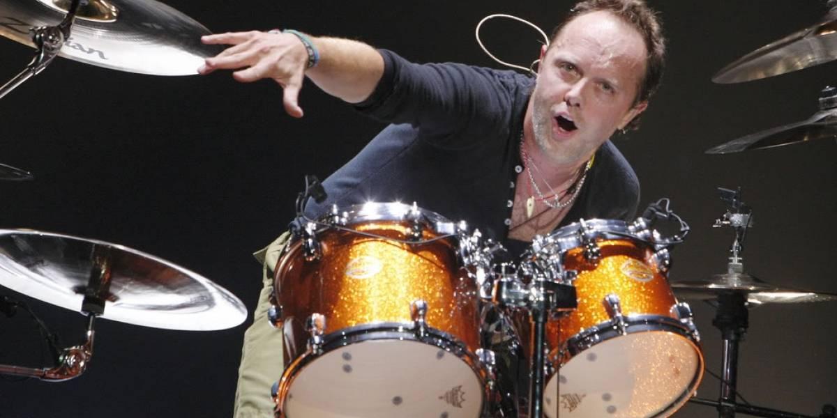 Lars Ulrich de Metallica ama a Spotify