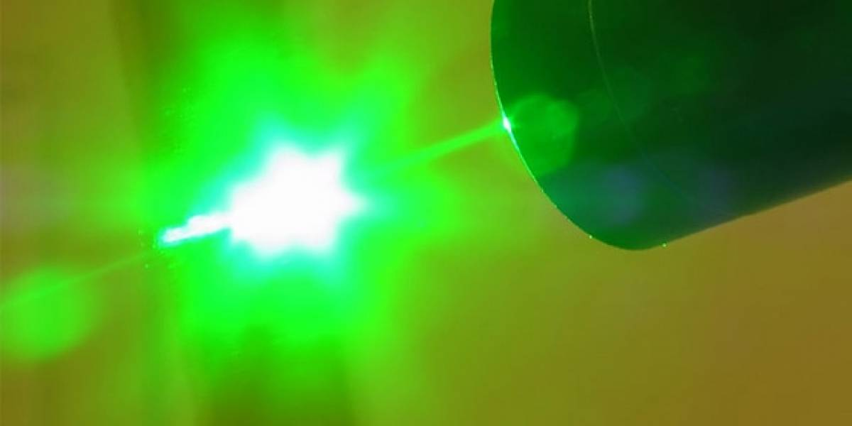 Un láser doméstico capaz de cegar un satélite