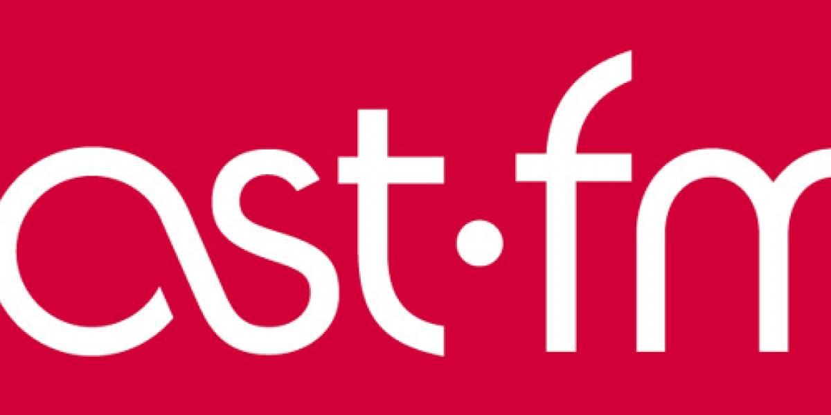 Las contraseñas de usuarios de Last.fm también se filtraron a la red