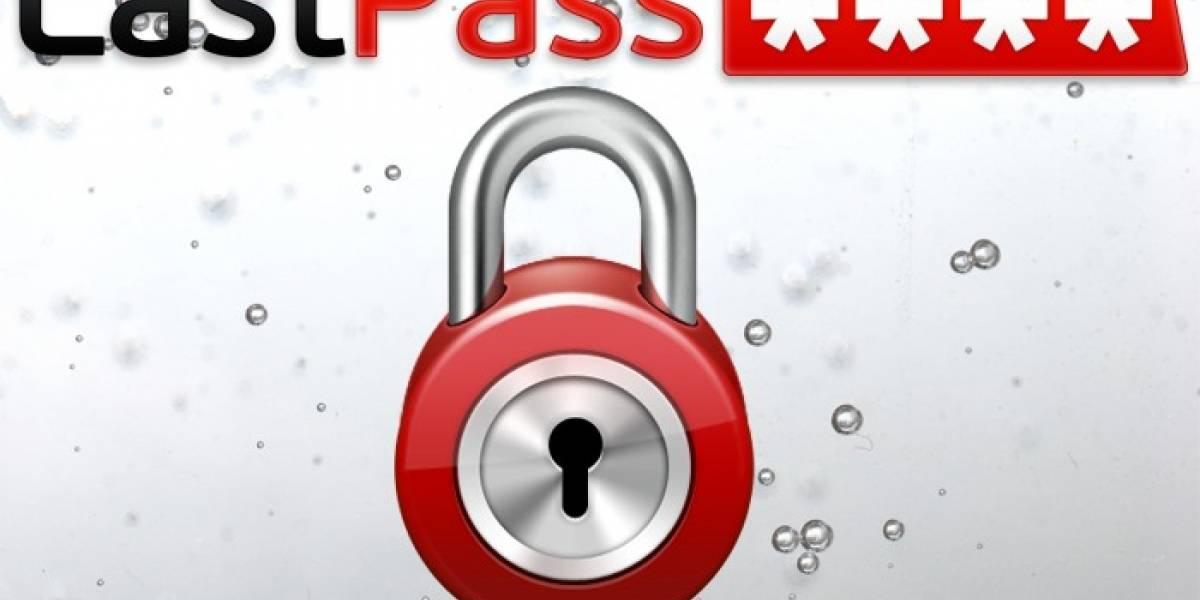 LogMeIn se ha hecho del servicio de LastPass por 125 millones de dólares