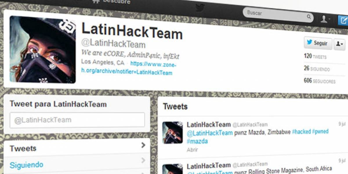 La Policía Nacional de España detiene a dos miembros de 'LatinHackTeam'