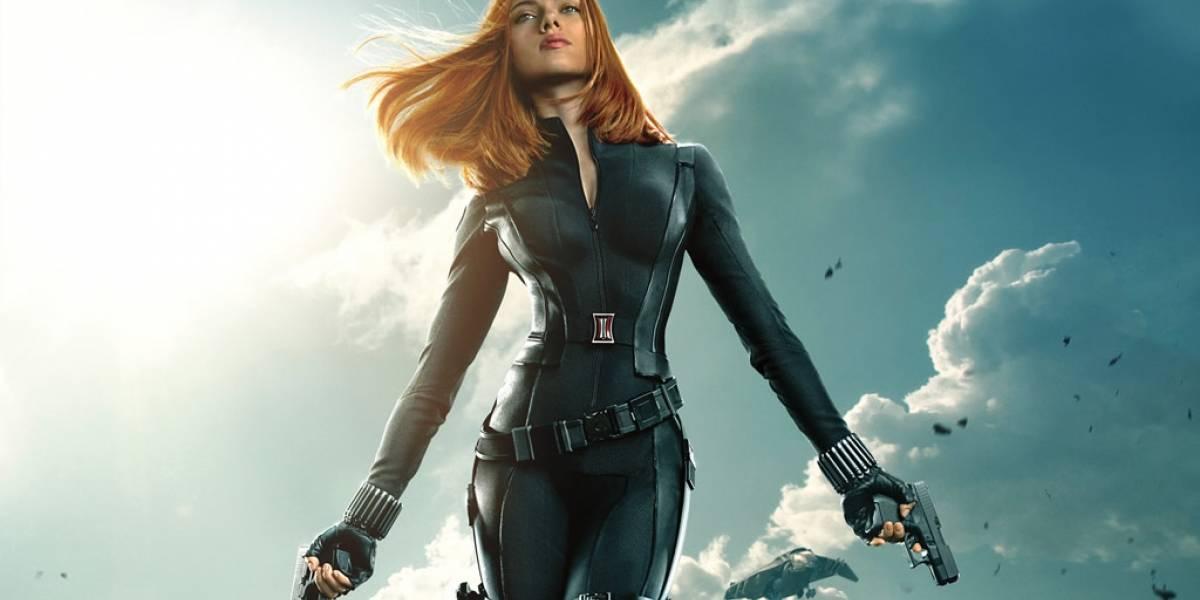 Scarlett Johansson ve posible una película de Black Widow