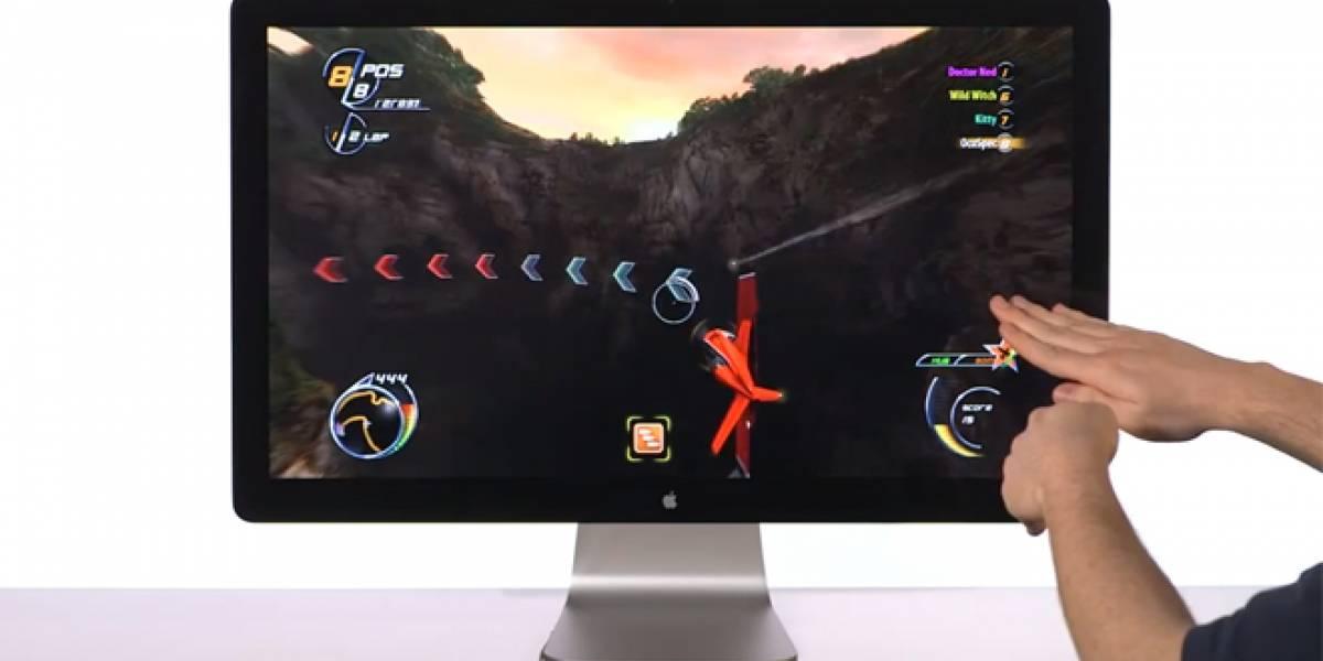 Leap Motion: El controlador para PCs vía gestos comenzará a venderse el 13 de mayo