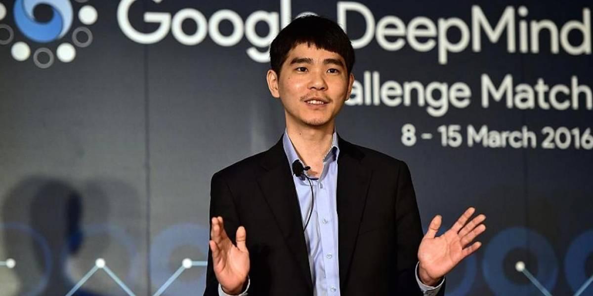 Lee Se-dol por fin derrotó a AlphaGo