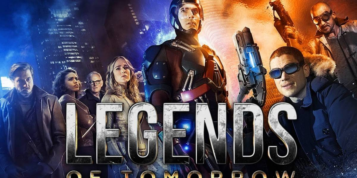 Ya hay fecha de estreno para Legends of Tomorrow de DC