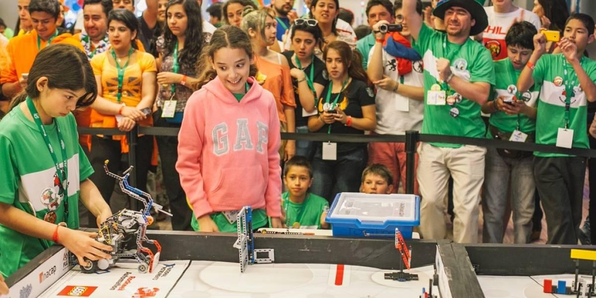 En Chile se realiza versión local del torneo de robótica escolar más grande del mundo