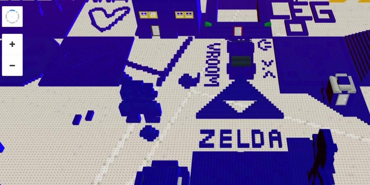 Google lanza herramienta para armar figuras con Lego en Chrome