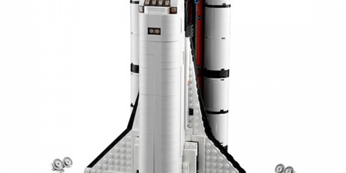 Lego viajará al espacio esta semana