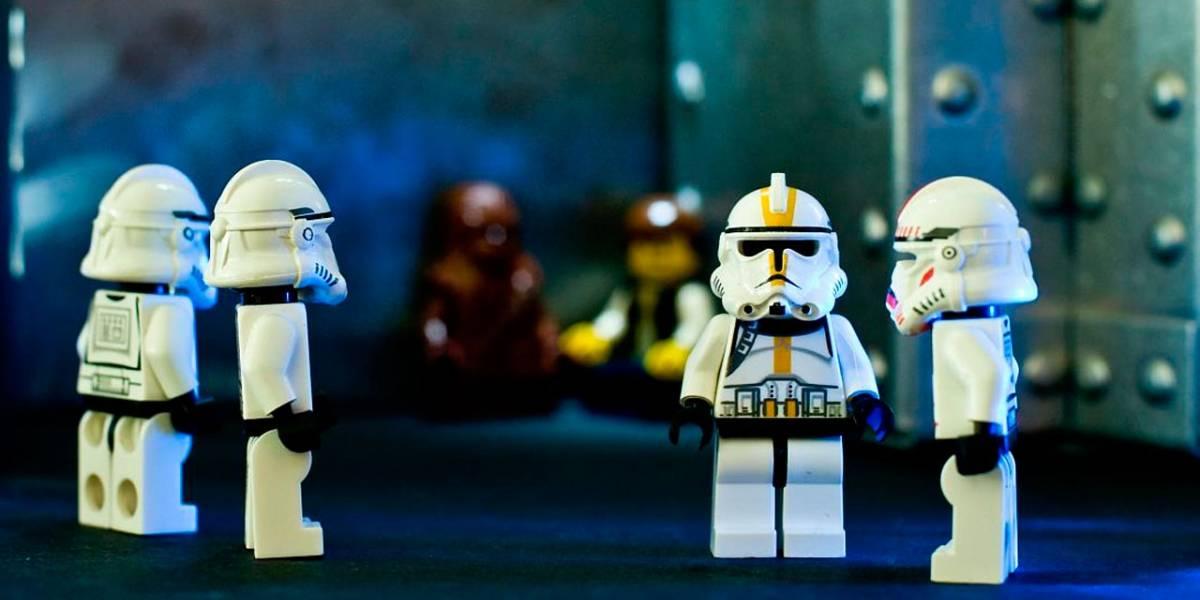 Así explota un set de LEGO Star Wars a 3.000 cuadros por segundo